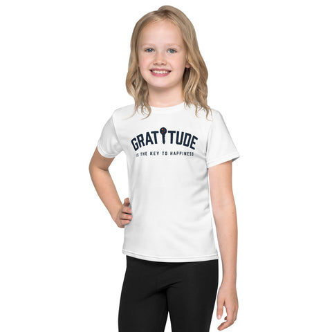 Gratitude Is The Key T-Shirt