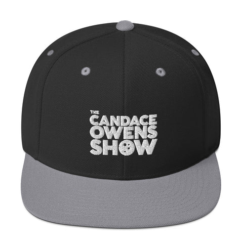 The Candace Owens Show Snapback Hat