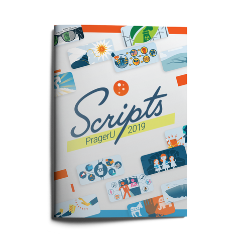 PragerU 2019 Video Scripts PDF E-Book