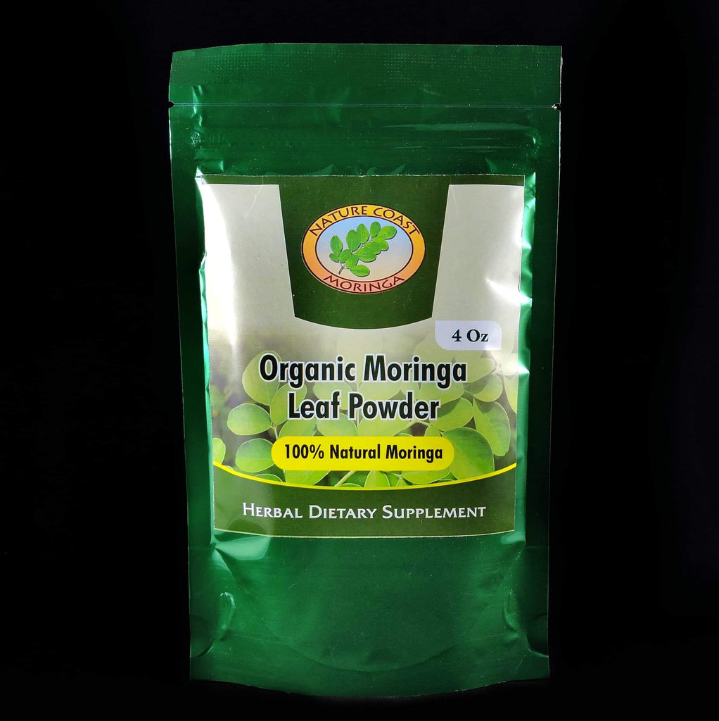 4oz Moringa powder