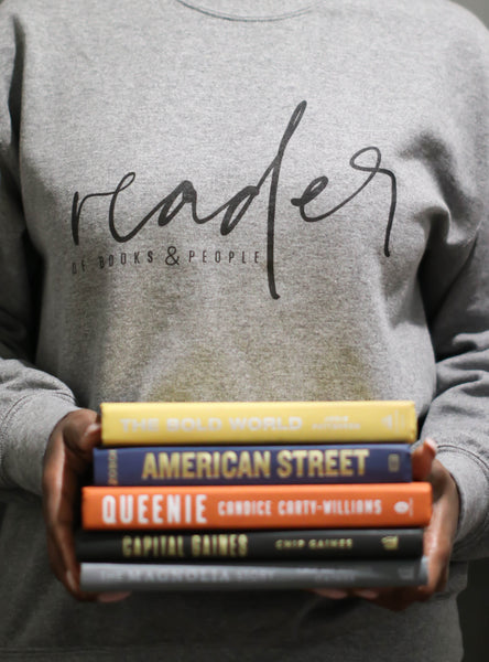Reader Sweatshirt
