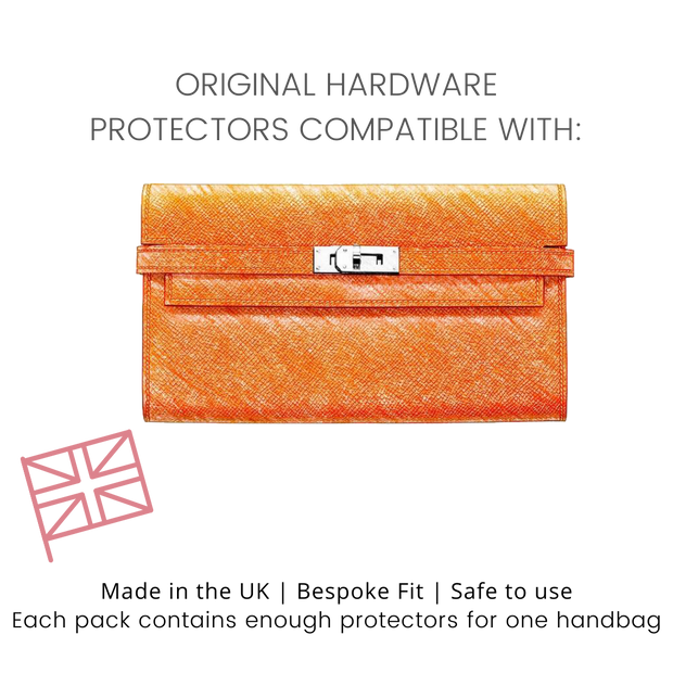 Protectors for Hermes Kelly Classic Wallet