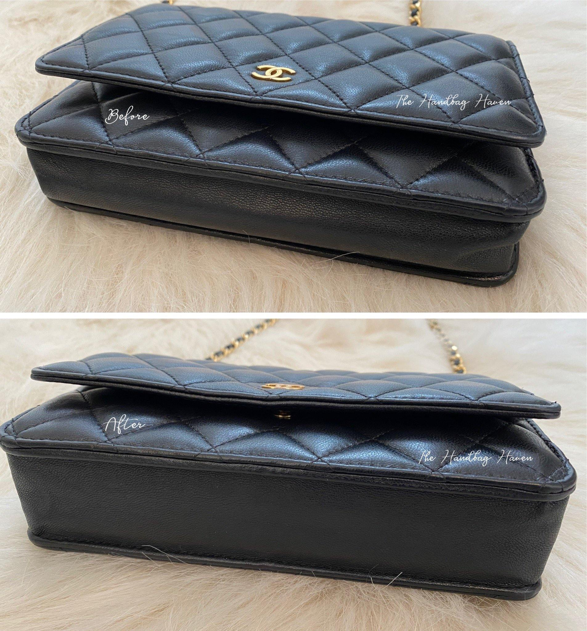 Classic Wallet on Chain Base Shaper