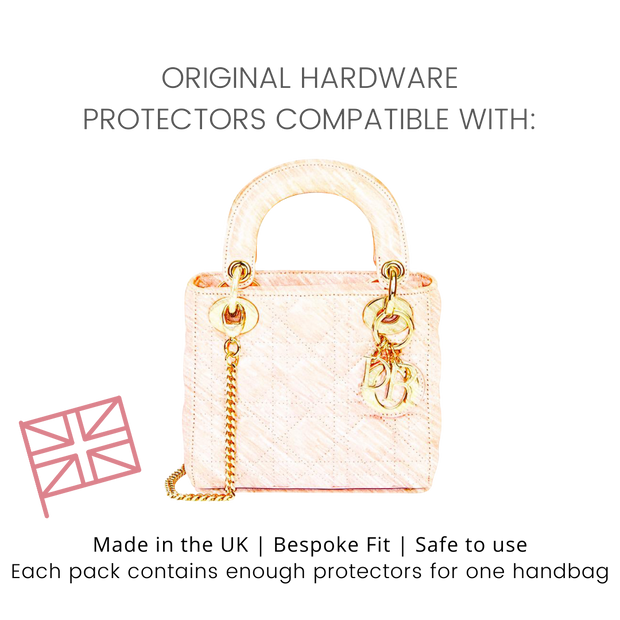 Protectors for Mini Lady Dior