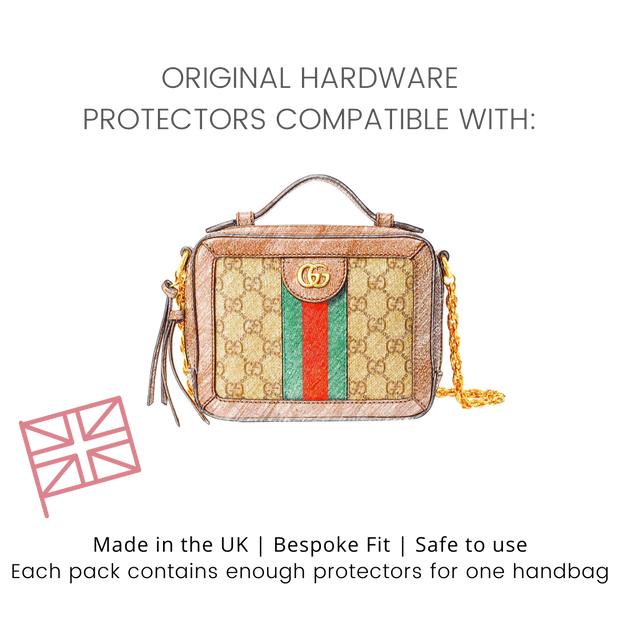 Protectors for Ophidia GG Mini Shoulder Bag