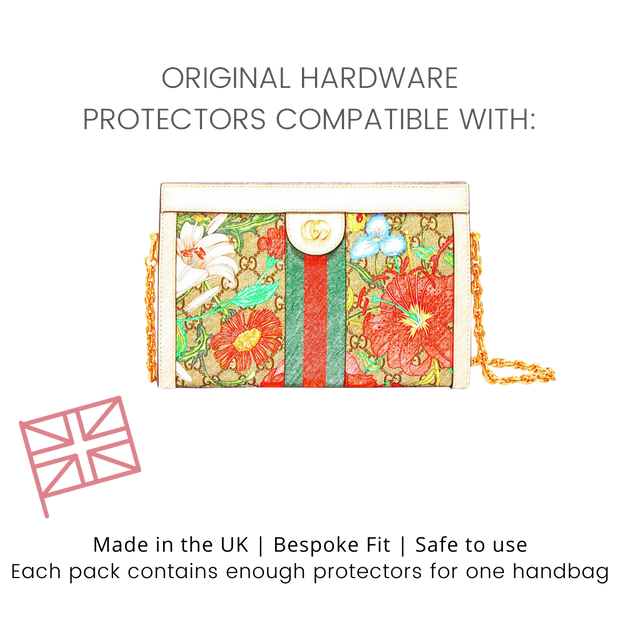 Protectors for Ophidia GG Small Shoulder Bag