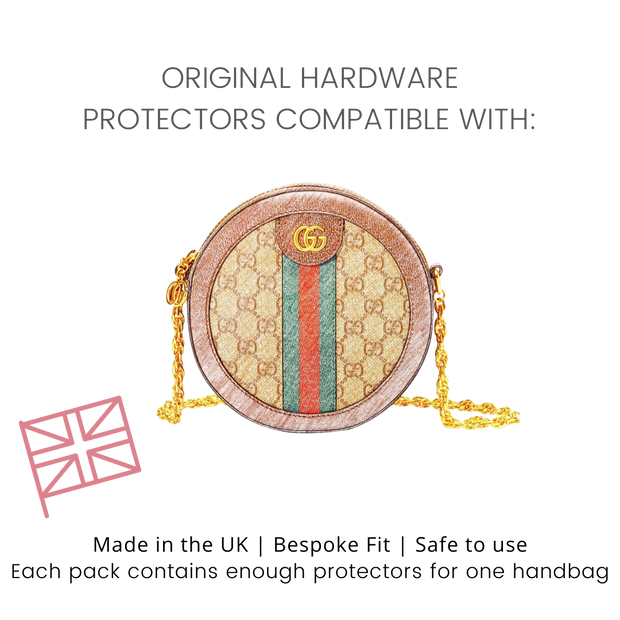 Protectors for Ophidia Mini GG Round Shoulder Bag