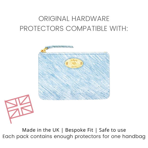 Protectors for Small Zip Coin Purse (New 2018 Style)