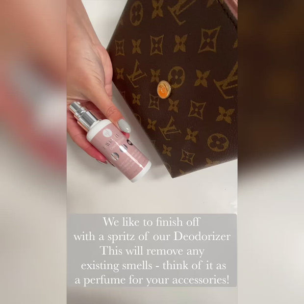 Fabric & Leather Deodorizer