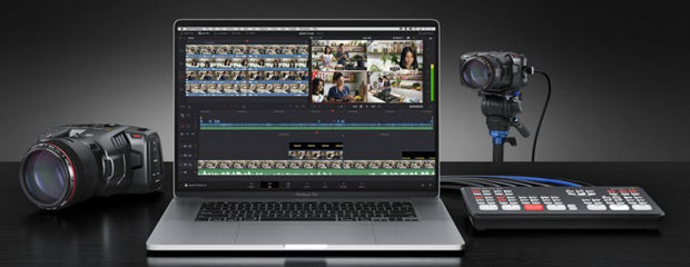 Mezclador Blackmagic Design ATEM MINI PRO ISO