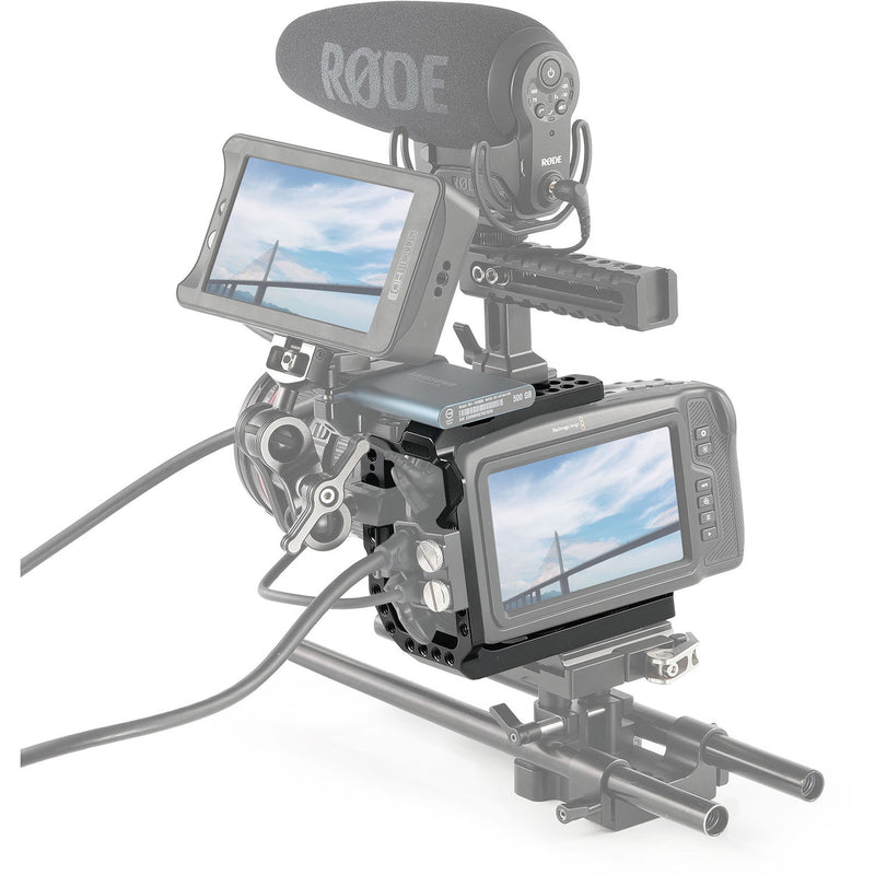 Soporte Jaula Media SmallRig 2254 para Blakmagic Cinema Pocket