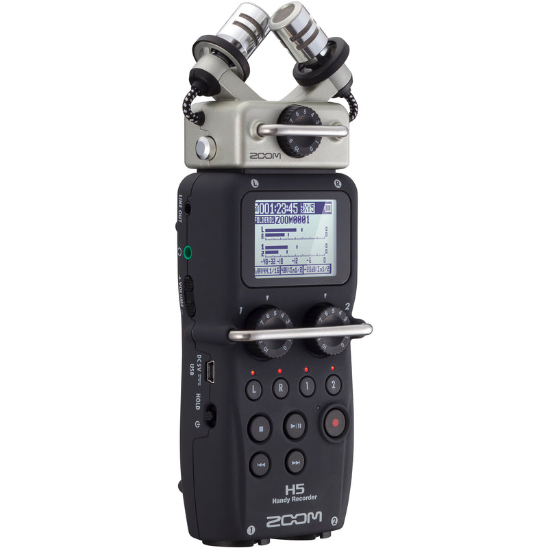 Grabador de Audio Zoom H5