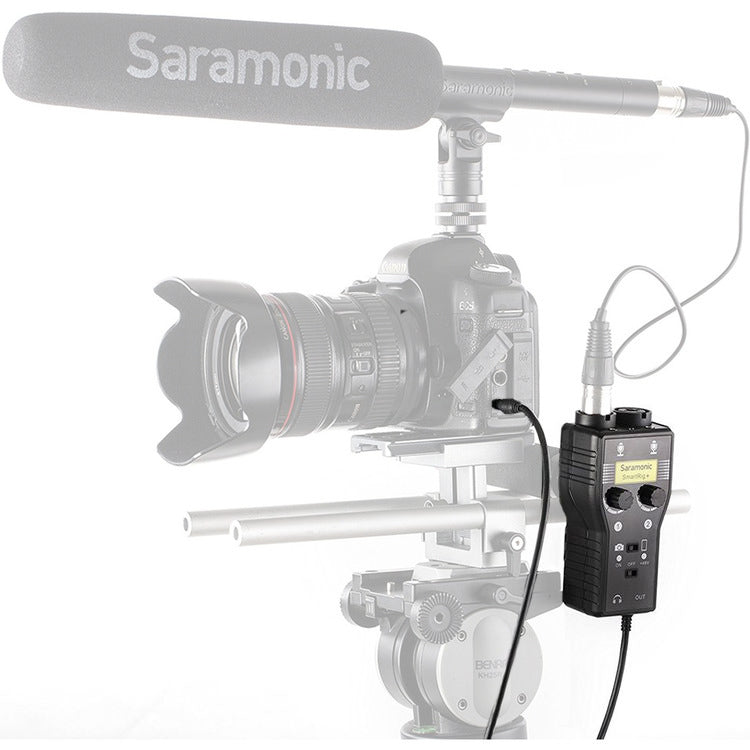Mixer de Audio Saramonic SmartRig + 2 XLR Channel