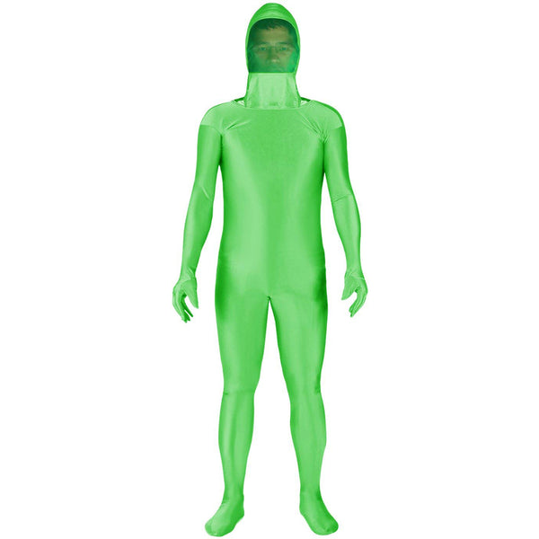 Traje Verde ChromaKey Neewer Efecto Invisible