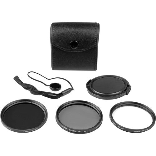 Kit de Filtros Bower Digital  Filter Kit 62mm
