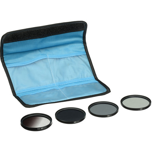 Kit de 4 Filtros ND GB 72mm GBNDFK72