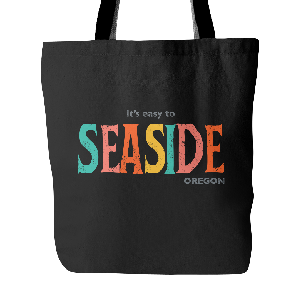 Seaside Oregon Tote Bag