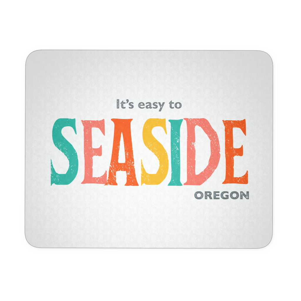 Seaside Oregon Mouse Pad