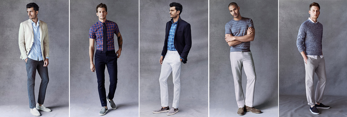 Know Your Wardrobe Essentials: The Basics about Chinos