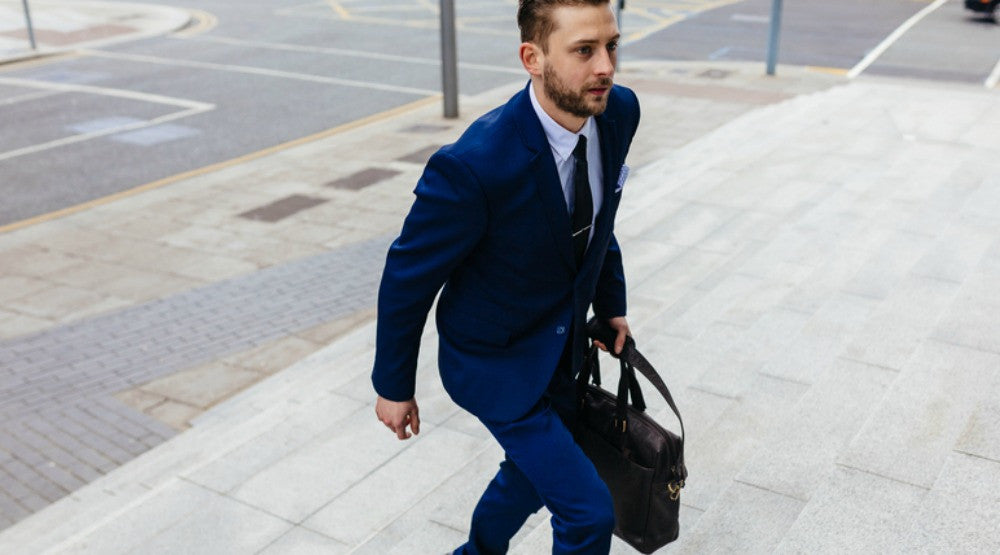 Feature Article on Daily Hive / Vancity Buzz .... These custom fitted suits will fit you perfectly and take the hassle out of shopping