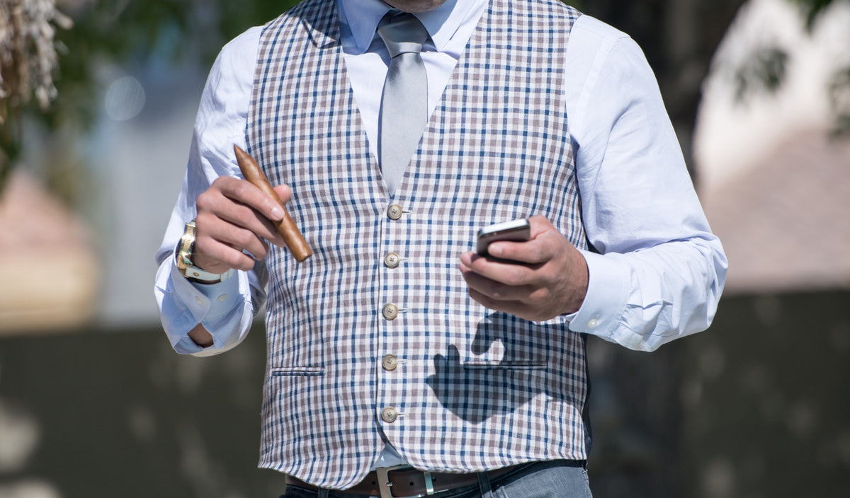 What Every Man Should Have In His Formal Wardrobe