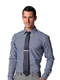 The Essential Gingham Shirt - DV Clothiers - The Best Custom Mens Suits In Vancouver
