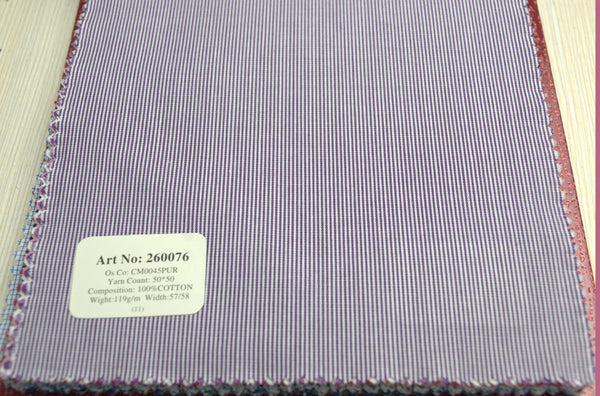 Signature Shirts-Stripe-Purple-260076 - DV Clothiers - The Best Custom Mens Suits In Vancouver