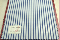 Signature Shirts-Stripe-Blue-260100 - DV Clothiers - The Best Custom Mens Suits In Vancouver