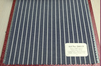 Signature Shirts-Stripe-Blue-260119 - DV Clothiers - The Best Custom Mens Suits In Vancouver