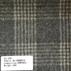 Premium 1/2 Length Single Breasted 4 Button Overcoat - DV Clothiers - The Best Custom Mens Suits In Vancouver
