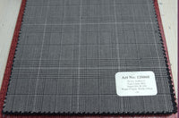 signature-100-wool-super-120s-275-gs-m-prince-of-whales-grey-120059 - DV Clothiers - The Best Custom Mens Suits In Vancouver