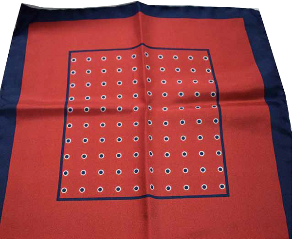 Pocket squares - Italian made hand sewn pocket squares