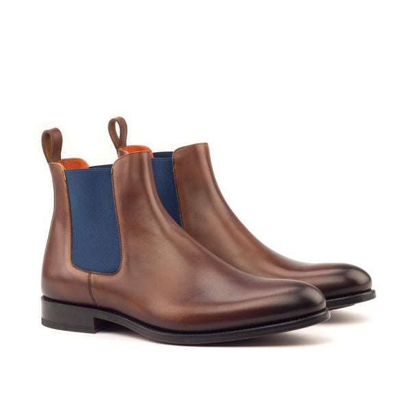 Custom Designed Chelsea Boot - DV Clothiers - The Best Custom Mens Suits In Vancouver