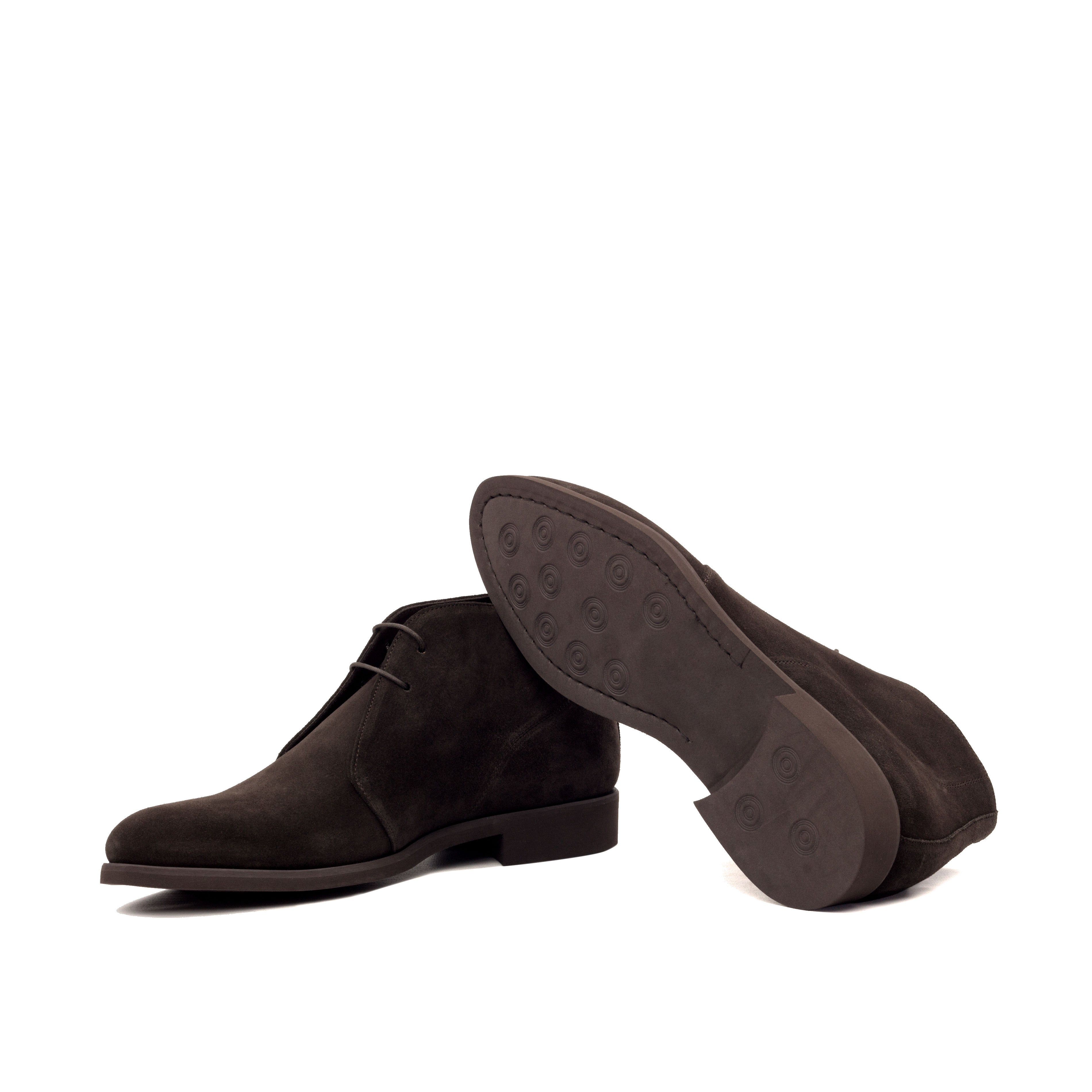 Custom Designed Chukka Boot - DV Clothiers - The Best Custom Mens Suits In Vancouver