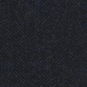 Premium Coat 95W5CA Super 120s 450gm Plain Black DBR108A Overcoat - DV Clothiers - The Best Custom Mens Suits In Vancouver