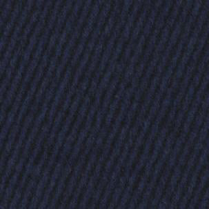 Premium Coat 95W5CA Super 120s 450gm Plain Blue DBR180A Overcoat - DV Clothiers - The Best Custom Mens Suits In Vancouver