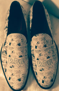 Popeye Style Loafer - DV Clothiers - The Best Custom Mens Suits In Vancouver