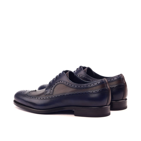 Custom Designed Longwing Blucher - DV Clothiers - The Best Custom Mens Suits In Vancouver