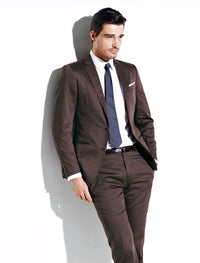 The Essential Brown / Beige Suit - DV Clothiers - The Best Custom Mens Suits In Vancouver