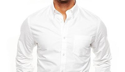The Essential White Shirt - DV Clothiers - The Best Custom Mens Suits In Vancouver