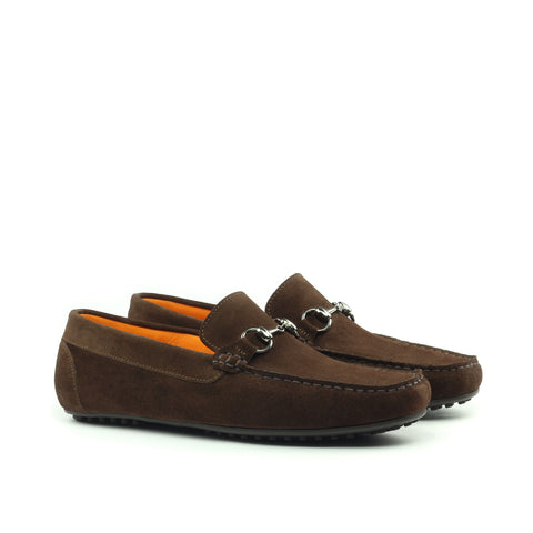 Custom Designed Driving Moccasin - DV Clothiers - The Best Custom Mens Suits In Vancouver