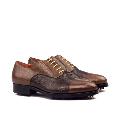 Custom Designed Oxford Golf Shoe - DV Clothiers - The Best Custom Mens Suits In Vancouver