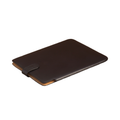 Painted Calf Full Grain Black Ipad Case