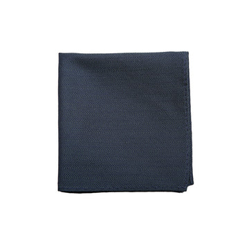 2020 Blue Grey Pocket Square