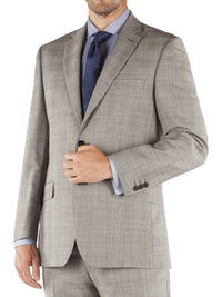 The Essential Grey Check Suit - DV Clothiers - The Best Custom Mens Suits In Vancouver