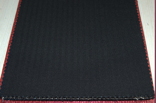 signature-100-wool-super-120s-275-gs-m-plain-black-120047 - DV Clothiers - The Best Custom Mens Suits In Vancouver