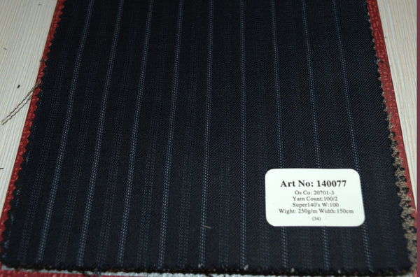 signature-100-wool-super-140s-250-gs-m-pinstripe-blue-140077 - DV Clothiers - The Best Custom Mens Suits In Vancouver