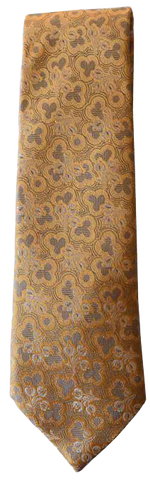 Italian silk ties hand sewn in Italy - Multi Pattern
