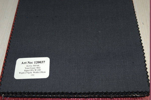 signature-100-wool-super-120s-275-gs-m-plain-grey-120037 - DV Clothiers - The Best Custom Mens Suits In Vancouver