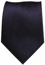 Purple Melange Mulberry Silk Tie - DV Clothiers - The Best Custom Mens Suits In Vancouver